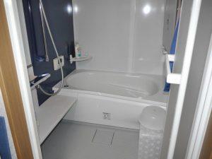 浴室もリフォーム済みでとても綺麗です