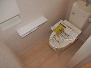 ⑤号棟トイレ