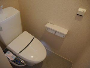 ①号棟 トイレ