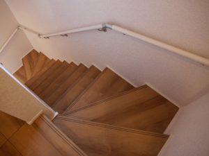 ①号棟 階段