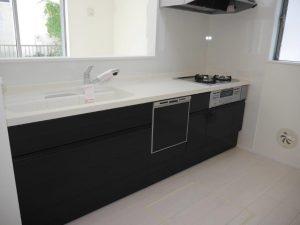 9/23 キッチンは食洗機付きです