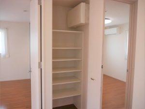 2階フリースペースにある収納