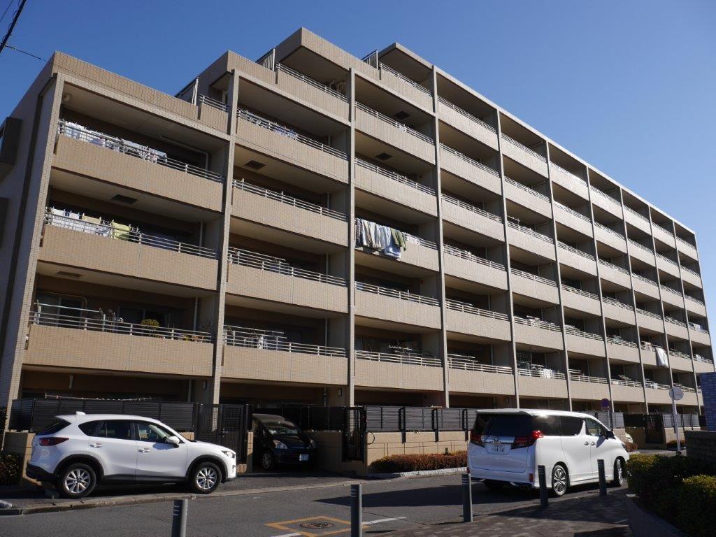 コスモ星が丘 3LDK 総戸数79戸 専用庭あり 室内リフォーム済