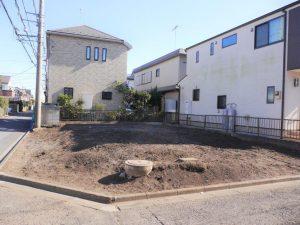 即建築可能・2世帯住居も建築可