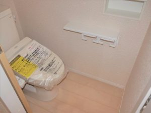 ①号棟2階トイレ