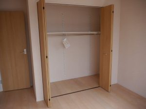 ②号棟2階洋室収納