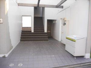 1階事務所が利用可能な駐車場スペース