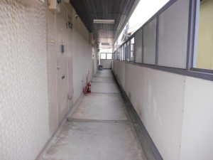 1階共有通路