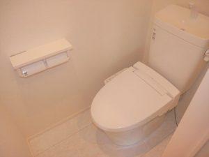 1号棟1階トイレ