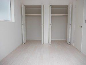 3階洋室の収納