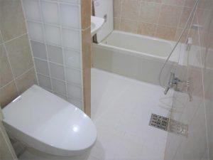 お洒落な浴室・トイレ