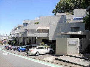 デザインにこだわった建物外観