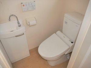 1階スタッフ用トイレ