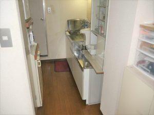 5階事務所キッチン