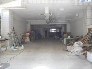 車庫スペース
